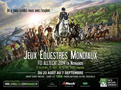 affiche-officielle-jeux-equestres-mondiaux-2014